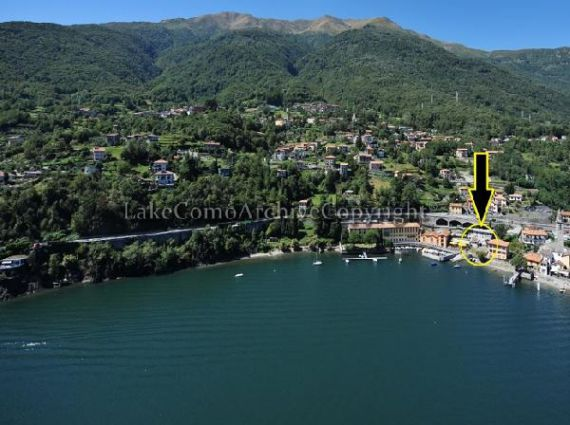 Отель, гостиница у озера Комо, Италия, 480 м2 - фото 1