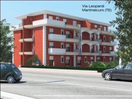 Апартаменты в Абруццо, Италия, 57 м2 - фото 1
