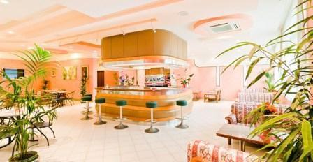 Отель, гостиница Римини-Марке, Италия, 3126 м2 - фото 1