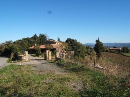 Вилла Тоскана, Италия, 330 м2 - фото 1