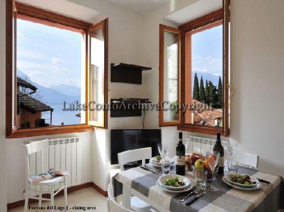 Квартира у озера Комо, Италия, 35 м2 - фото 1