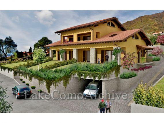 Квартира у озера Комо, Италия, 51 м2 - фото 1