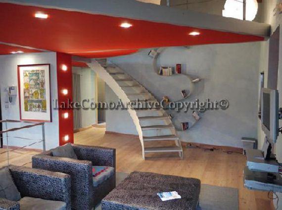 Квартира у озера Комо, Италия, 145 м2 - фото 1