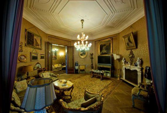 Квартира в Лацио, Италия, 350 м2 - фото 1