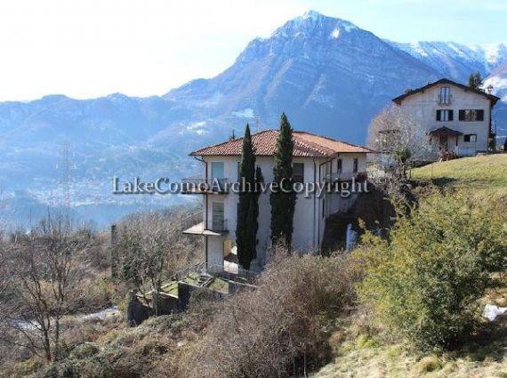 Вилла Озеро Комо, Италия, 340 м2 - фото 1