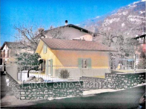 Вилла у озера Комо, Италия, 145 м2 - фото 1