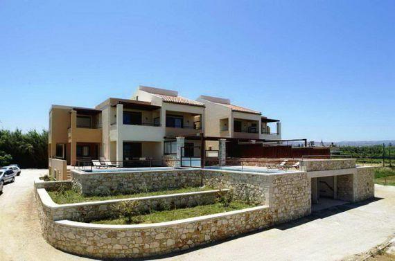 Отель, гостиница Крит, Греция, 400 м2 - фото 1