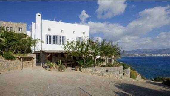 Вилла в Айос-Николаос, Греция, 360 м2 - фото 1