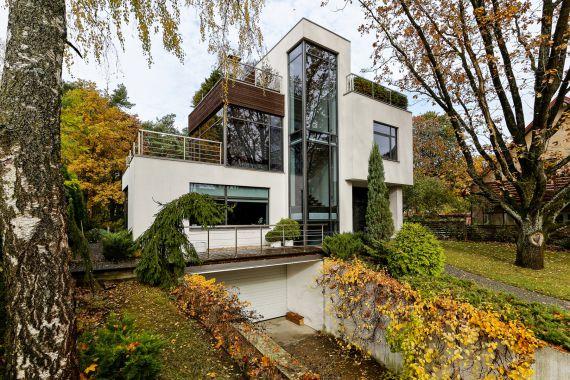 Дом в Риге, Латвия, 420.4 м2 - фото 1