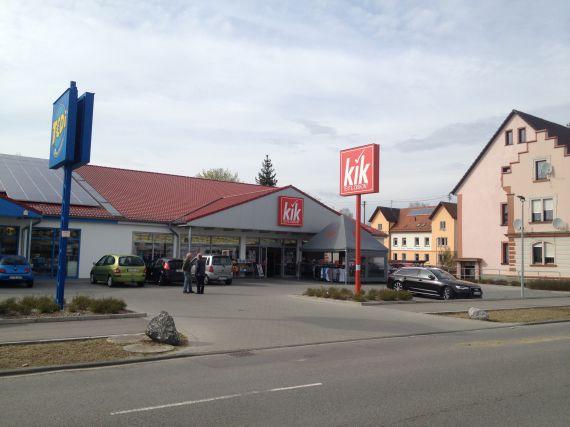 Магазин в Баден-Вюртемберге, Германия, 638 м2 - фото 1