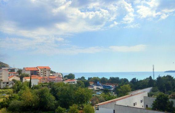 Квартира в Бечичи, Черногория, 43 м2 - фото 1