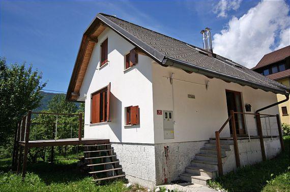 Дом в Бовеце, Словения, 130 м2 - фото 1