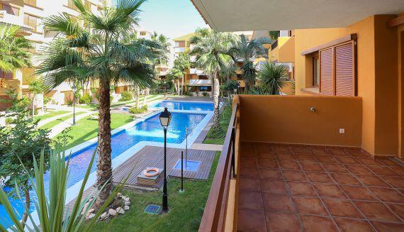 Апартаменты на Коста-Бланка, Испания, 110 м2 - фото 1