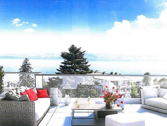 Апартаменты у Женевского Озера, Франция, 39 м2 - фото 1