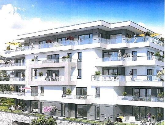 Апартаменты у Женевского Озера, Франция, 112 м2 - фото 1