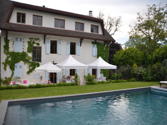 Вилла у Женевского Озера, Франция, 1000 м2 - фото 1