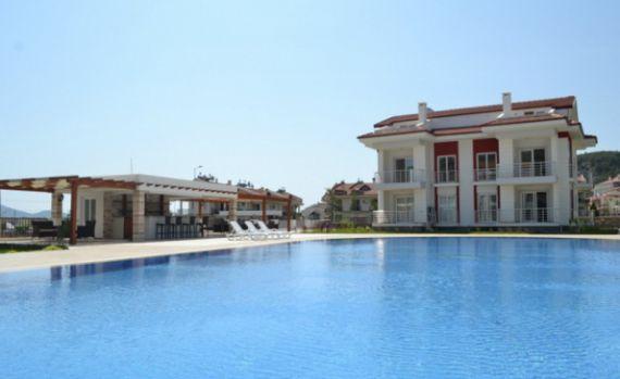 Квартира в Фетхие, Турция, 72 м2 - фото 1