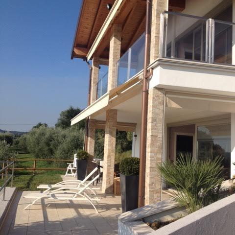 Вилла в Монига-дель-Гарда, Италия, 280 м2 - фото 1