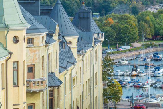Квартира в Хельсинки, Финляндия, 139.5 м2 - фото 1