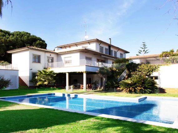 Дом на Коста-дель-Маресме, Испания, 1950 м2 - фото 1