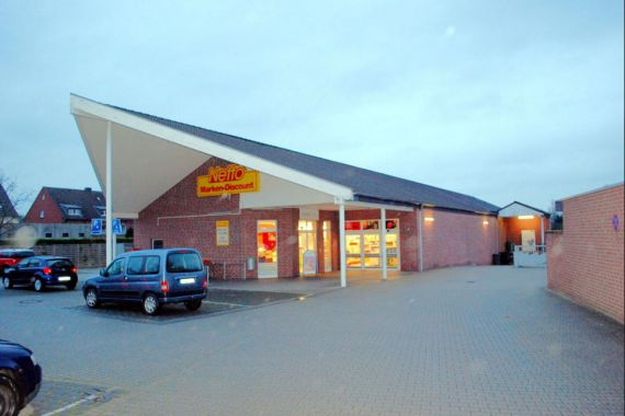 Магазин в Дюссельдорфе, Германия, 824 м2 - фото 1