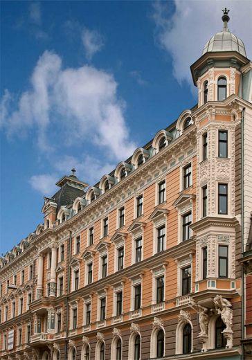 Апартаменты в Риге, Латвия, 87 м2 - фото 1