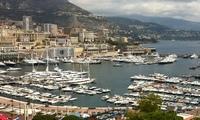 Каждый десятый турист приехал в Монако из России