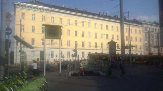 Офис в Будапеште, Венгрия, 42550 м2 - фото 1