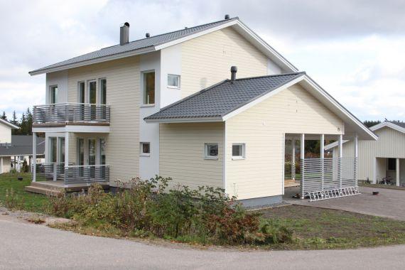 Дом в Иматре, Финляндия, 193 м2 - фото 1