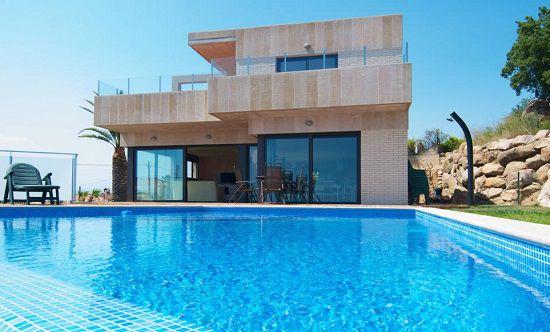 Дом на Коста-Брава, Испания, 1100 м2 - фото 1