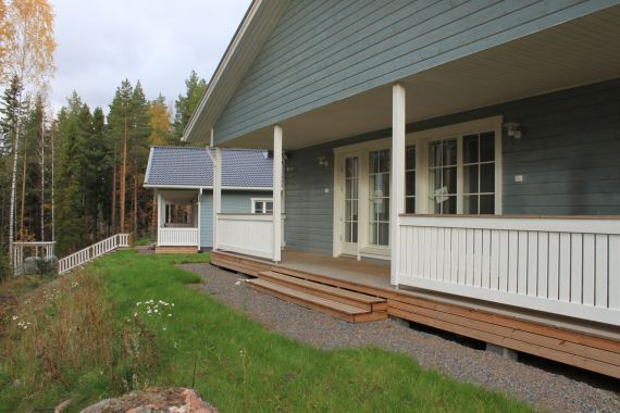 Дом в Пуумала, Финляндия, 1700 м2 - фото 8