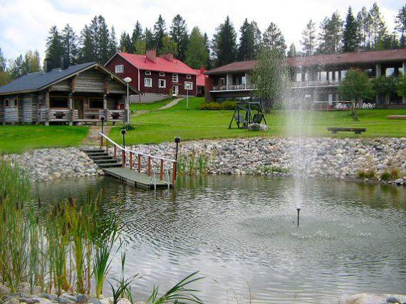 Отель, гостиница в Коли, Финляндия, 2000 м2 - фото 1