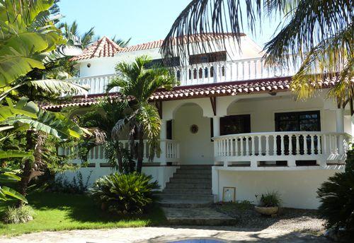 Вилла в Сосуа, Доминиканская Республика, 3080 м2 - фото 1