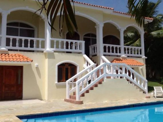Вилла в Кабарете, Доминиканская Республика, 320 м2 - фото 1