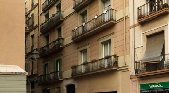 Отель, гостиница в Барселоне, Испания, 250 м2 - фото 1