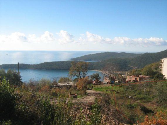 Земля в Будве, Черногория, 3000 м2 - фото 1