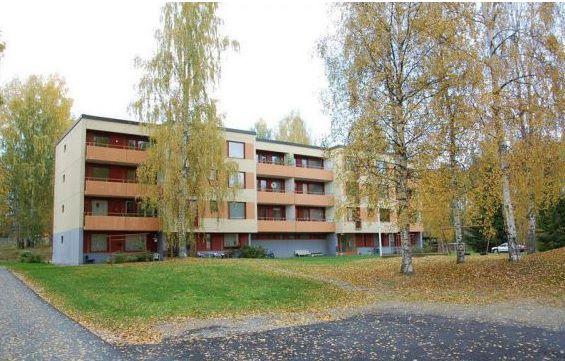 Квартира в Пункахарью, Финляндия, 31.5 м2 - фото 1