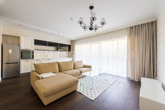 Апартаменты в Юрмале, Латвия, 100.5 м2 - фото 1