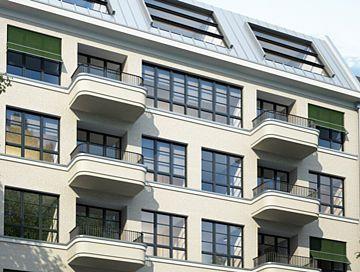 Апартаменты в Берлине, Германия, 121 м2 - фото 1