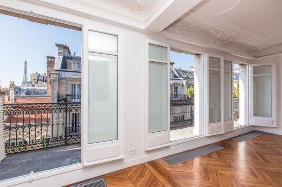Апартаменты в Париже, Франция, 100 м2 - фото 1