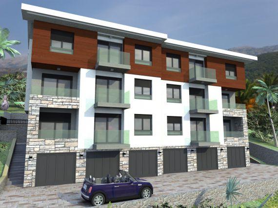 Квартира в Доброте, Черногория, 31 м2 - фото 1