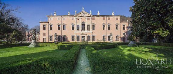 Вилла в Венето, Италия, 95200 м2 - фото 1