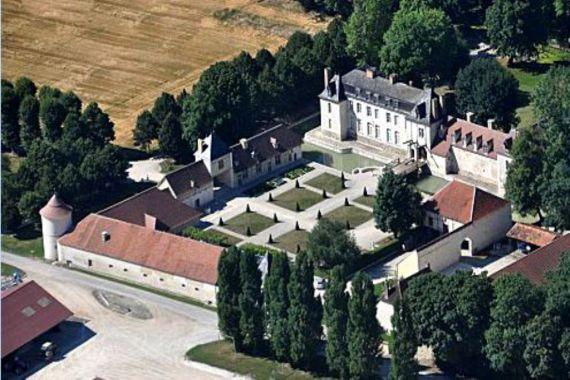 Замок в Шампани, Франция, 900 м2 - фото 1