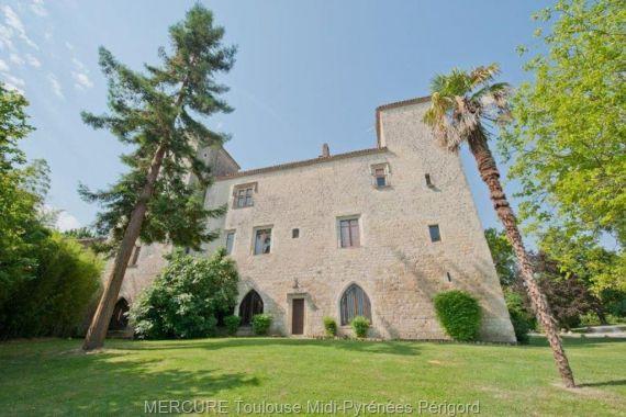 Замок в Верхних Пиренеях, Франция, 11.7 Га - фото 1
