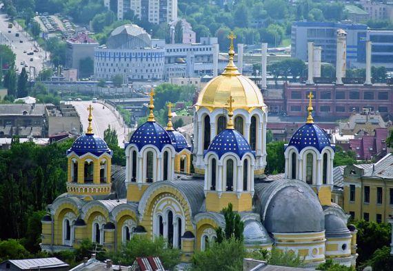 Квартира Киев, Украина, 60 м2 - фото 1
