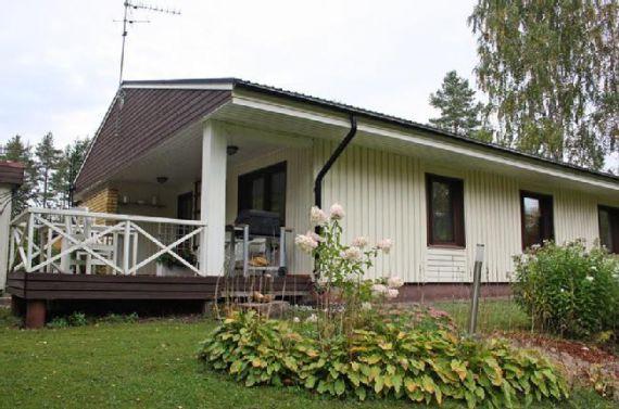 Дом в Лаппеенранте, Финляндия, 126 м2 - фото 1