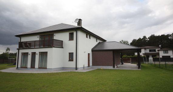 Дом в Рижском крае, Латвия, 1840 м2 - фото 1