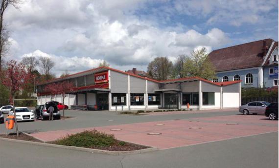 Магазин в Северной Баварии (Франконии), Германия, 1319 м2 - фото 1