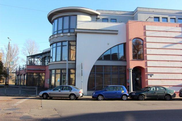Инвестиционный проект в Риге, Латвия, 3310 м2 - фото 1