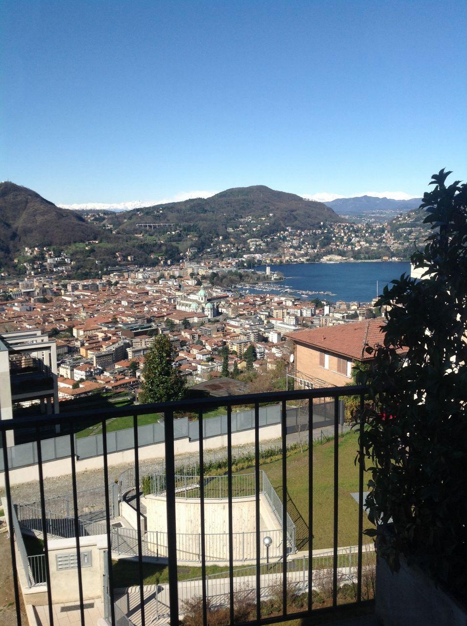 Апартаменты у озера Комо, Италия, 95 м2 - фото 1